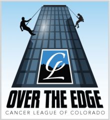 Rappel down a Denver Skyscrapper